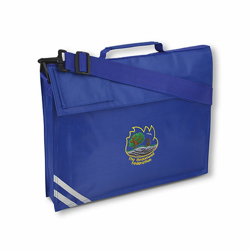 The Bedonwell Federation book bag