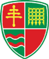 St Thomas badge