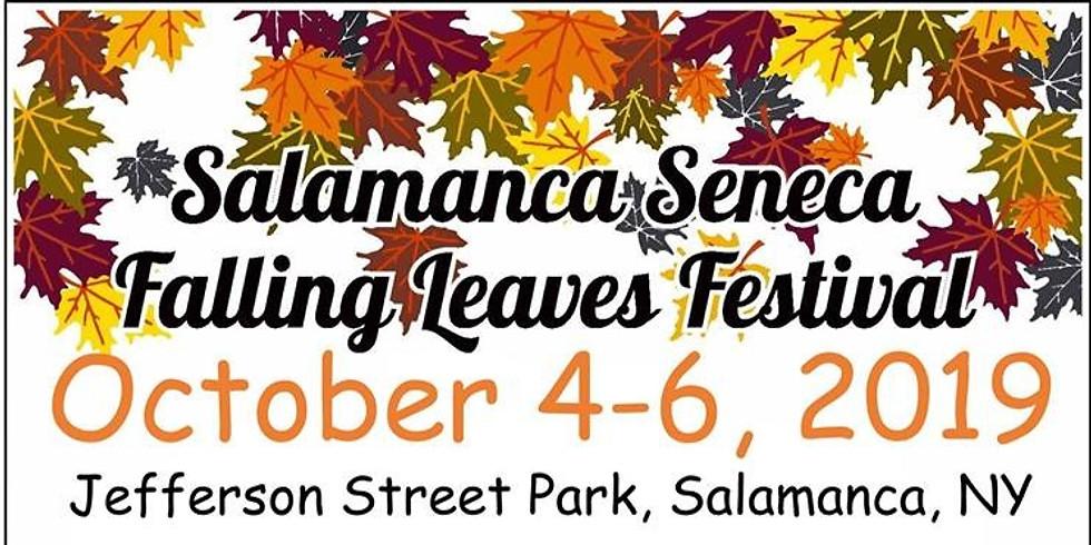 42nd Salamanca Seneca Falling Leaves Festival