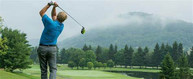 Holiday Valley Golf located in nearby Ellicottville, NY