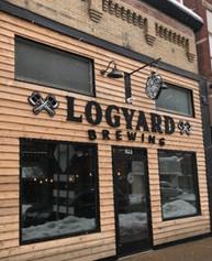 Logyard Brewery and Tap Room, Kane PA
