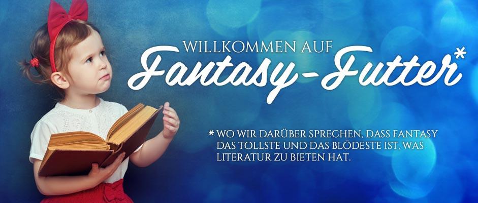 Fantasy-Futter, der Fantasy-Buch-Blog