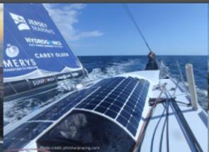 SunPower SPR-E-Flex-100 Flexible 100 watt module Solar Panel