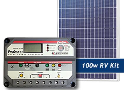 Sunrise 100W RV Kit