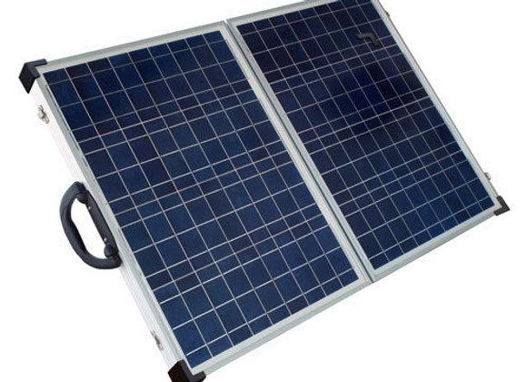 Solarland SLP080F-12S 80W 12V Portable Solar Charging Kit - Foldable