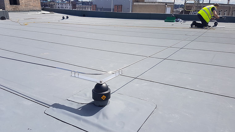Resitrix Single Ply Roofing