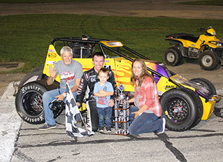 Nolen Racing Finishes First and Second In Glen Niebel Classic Thursday at Anderson