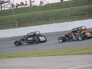 Nolen Racing's Coons Finishes Third, Axsom Ninth at Lucas Oil Raceway