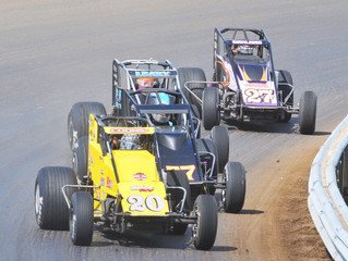 Nolen Racing's Coons Wins the Pole, Finishes Fourth at Springfield, Advances to Second in Points