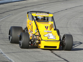 Tanner Swanson Finishes Fourth at Hoosier Classic for Nolen Racing