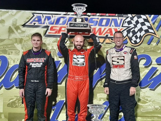 Nolen Racing's Hollingsworth Finishes Second in Little 500 at Anderson