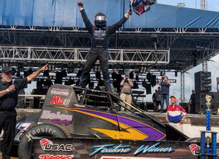 Nolen Racing's Windom Wins Bettenhausen 100 While Coons Earns Pole and Places Fifth