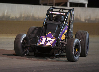 Nolen Racing's Windom Wins Ted Horn 100 at Du Quoin; Teammate Coons Qualifies Second and Also Le