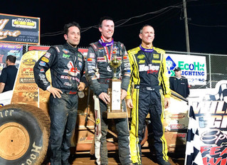 Nolen Racing's Coons Finishes Third at Williams Grove
