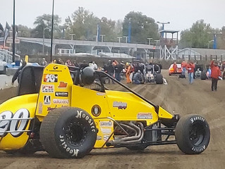 Nolen Racing's Swanson Finishes Second in 2020 USAC Silver Crown Driver Championship