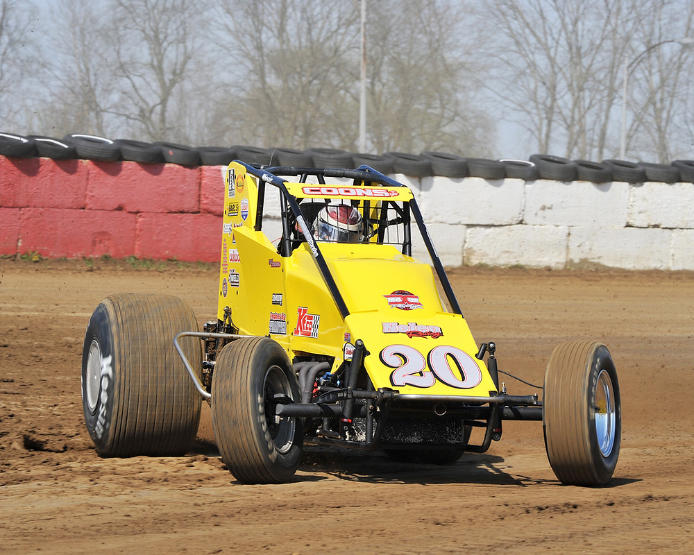 Jerry Coons Jr. (Gene Crucean photo)