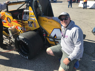 Nolen Racing's Tanner Swanson Finishes Third in Little 500 at Anderson Speedway