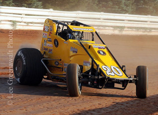 Nolen Racing Salvages an 11th at Selinsgrove Silver Crown Opener