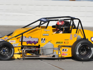 Windom Finishes Fifth in Carb Night Classic at Lucas Oil Raceway