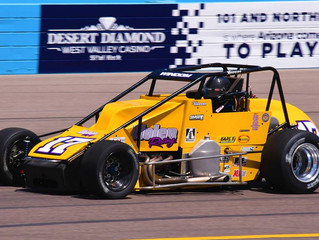 Nolen Racing's Windom Contends for the Win Until Slowed by a Deflating Tire; Finishes Eighth