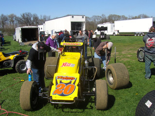 Nolen Racing's Coons Qualifies Third, Finishes Ninth at Terre Haute