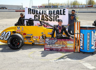 Nolen Racing's Swanson Dominates 'Rollie Beale Classic' Sunday at Toledo