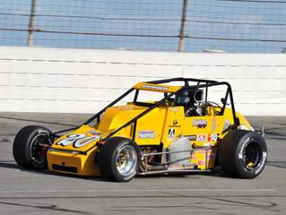 Nolen Racing's Swanson Leads Every Lap of Rich Vogler Classic