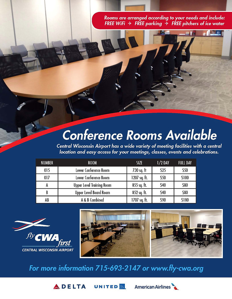 CWA Meeting Rooms