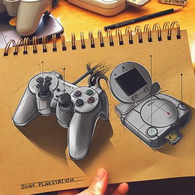 Playstation 01