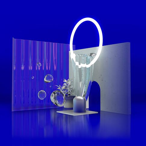 UW Design Exhibition Render