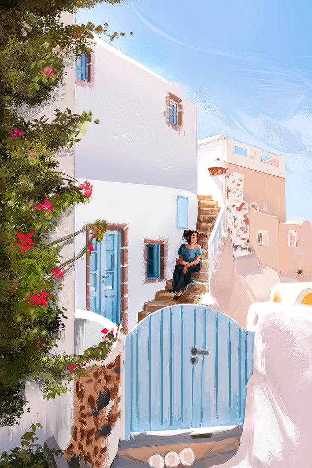 Santorini 01
