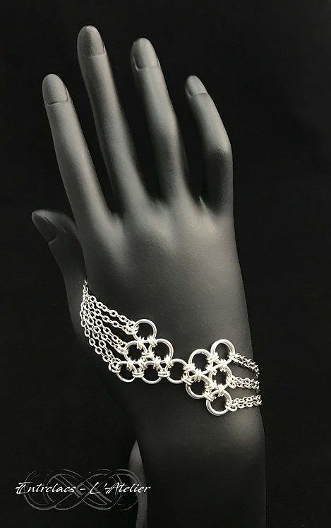 Bracelet Nœud pap'