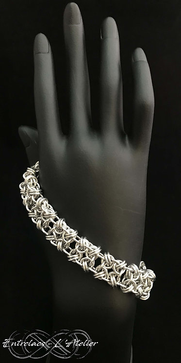 Bracelet Croisés