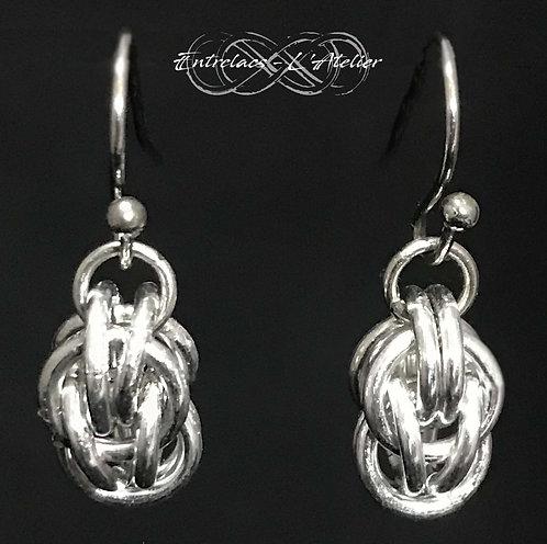 Boucles d'oreilles Amaru
