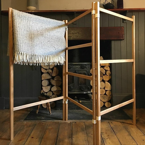 Traditional Clothes Airer