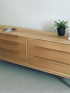 Low Boy Chest of Drawers