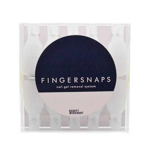 Fingersnaps - Gel Polish Removal Clips