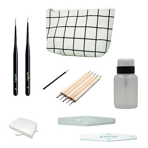Full Nail Tool Kit