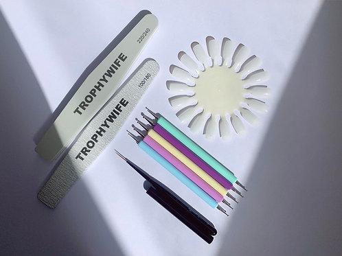 Nail Art Essentials Kit