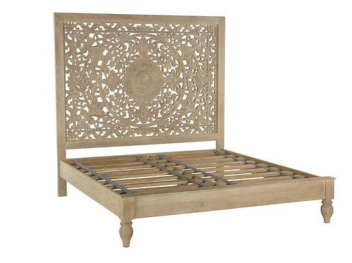 Chateau de Lace King Panel Bed