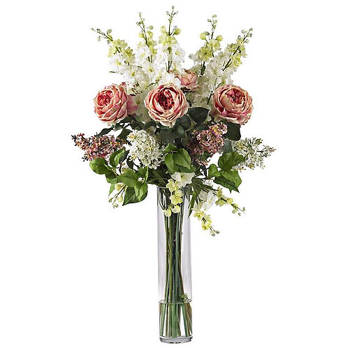 Country Cottage Floral Arrangement