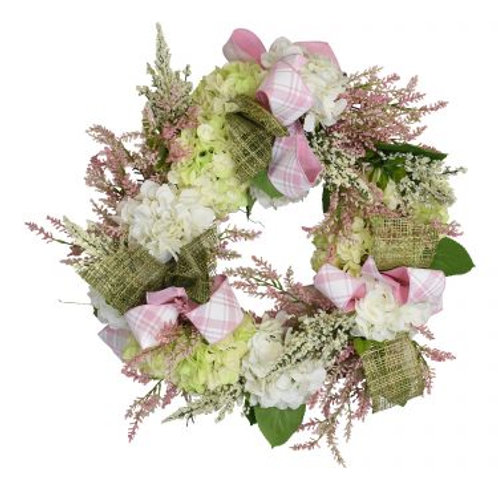 French Cottage Wreath