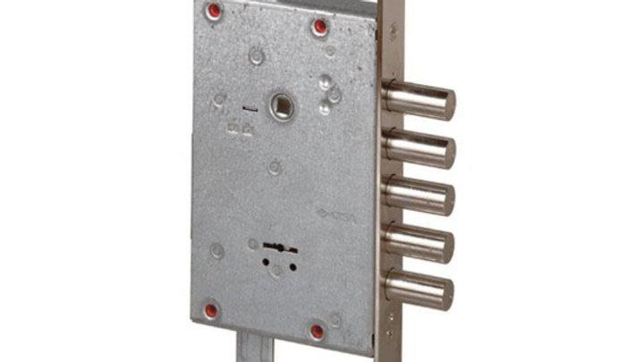 Врезной замок для бронированных и металлических дверей усиленной конструкции CIS
