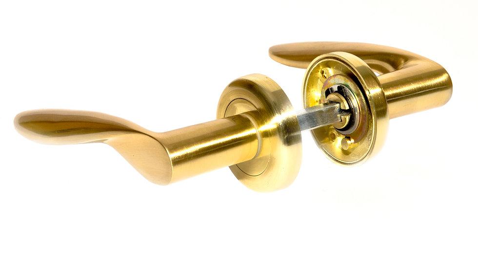 Дверные ручки раздельные A1206