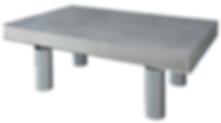 Non-magnetic Stainless Steel Optical Table