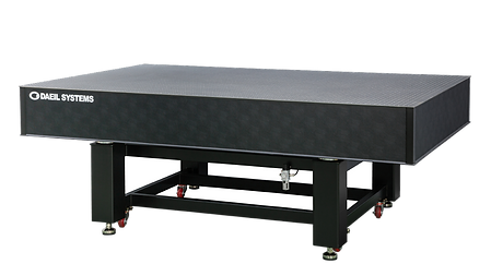Integrated Pneumatic Optical Table Reduc