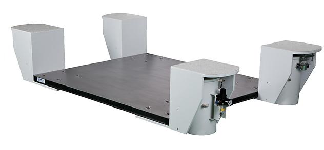 Vibration Isolation Cradle Platform