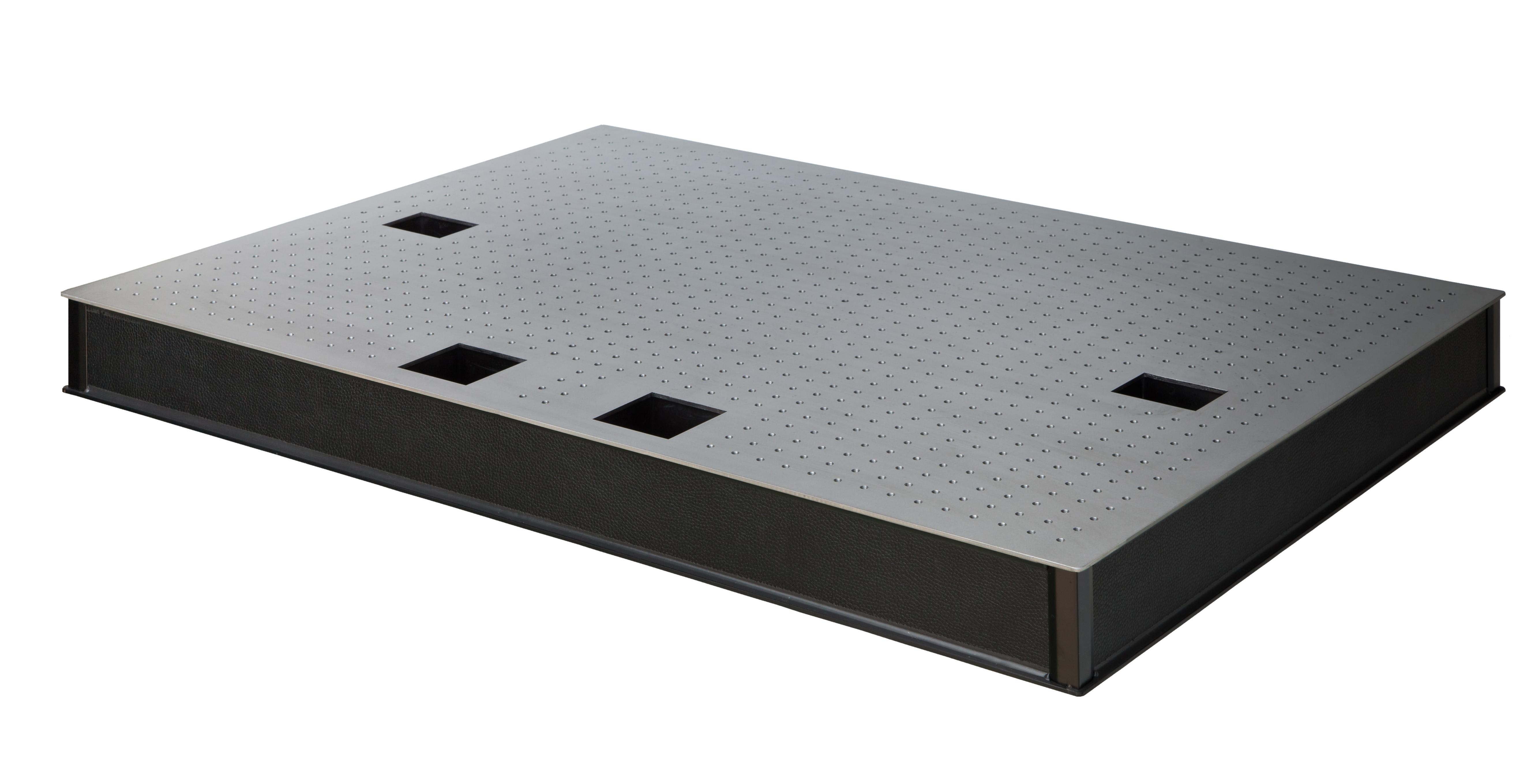 Custom-made Optical TableTop