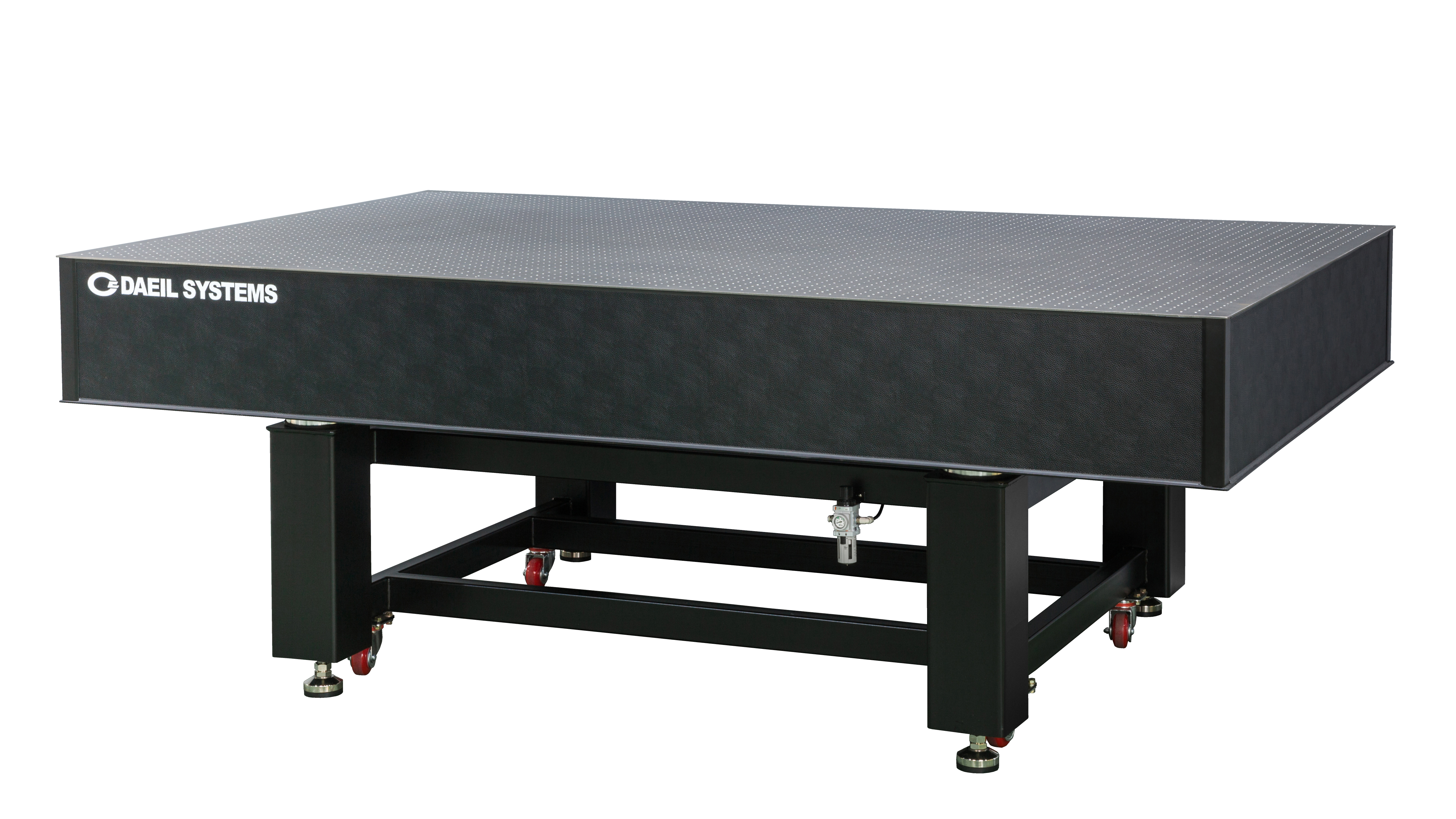 Integrated Pneumatic Optical Table