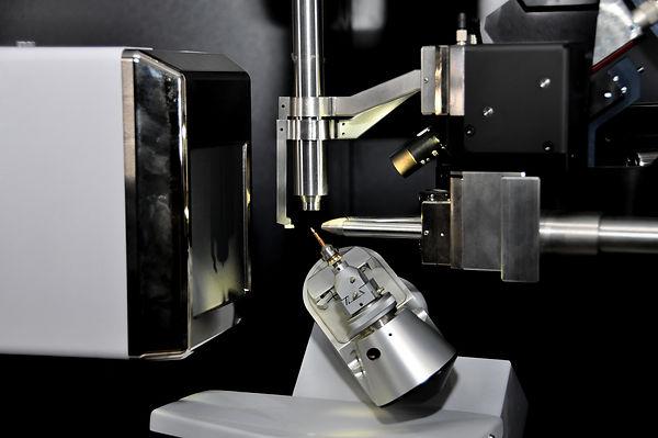 Single-Crystal X-ray crystallography dif